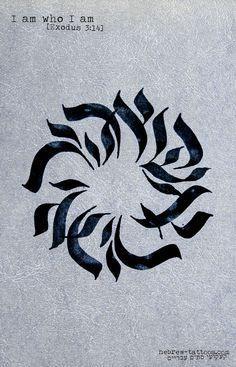 Our custom made hebrew tattoo designs Simbols Tattoo, Tatoo Henna, Tattoo Hals, Tatoo Art, Get A Tattoo, Thai Tattoo, Future Tattoos, Love Tattoos, Body Art Tattoos