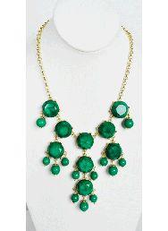 drops of jupiter in green necklace | vestique.
