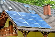 Using Solar Power in Your Home | Kish Carpet