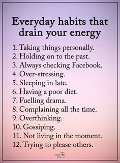 Quotes Sayings and Affirmations Everyday habits draining your life Motivacional Quotes, Truth Quotes, Stress, Self Care Activities, Self Improvement Tips, Good Advice, Advice For Life, Self Help, Positive Quotes