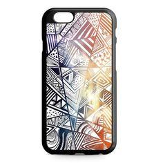 White Aztec iPhone 7