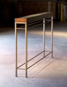 """Newhart Large Console 70"""" one of our best selling console tables. Made by Charleston Forge, made in USA for over 30 years."""