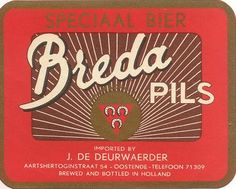 Advertentie De Drie Hoefijzers Breda