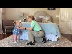 #96 How to Help Your Child Walk: Exercises for a Baby with Low Tone - YouTube