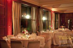 Mesas de invitados. Jockey Club San Isidro