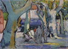 Willem Antoine Oepts - o Win Oepts - (1904-2011) - pintor holandés - Pintores y Pinturas
