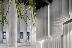 Современный интерьер кинотеатра Nanchang Insun International Cinema в Китае