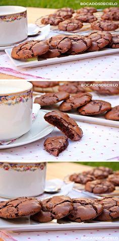 ... Biscuit Cookies, Cake Cookies, Cupcake Cakes, Cupcakes, Cookie Desserts, Chocolate Desserts, Brownie Recipes, Cookie Recipes, Dessert Chef