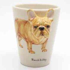 French Bulldog Mug 00005 Ceramic Handmade Dog Lover Gifts