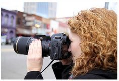 How to be a good photographer...a handy step-by-step tutorial.