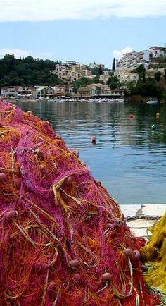 Sivota ~  Arta, Epirus, Greece Beautiful Places In The World, Beautiful Beaches, Zorba The Greek, Acropolis, Central Europe, Ancient Greece, Greece Travel, Crete, Greek Islands