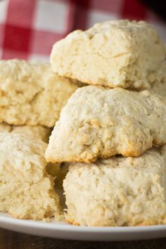 KFC Southern Style Flaky Biscuits recipe, perfect with soup or Sunday dinner!