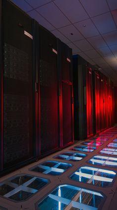 GM's new $130-million Enterprise Data Center in Warren
