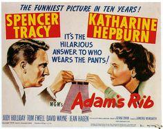 El señor de los bloguiños: La costilla de Adán (1949) de George Cukor
