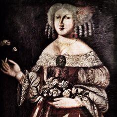 Dama di fiori