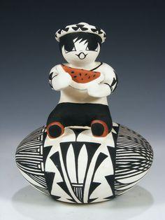 Acoma Pueblo Pottery by Aggie Henderson