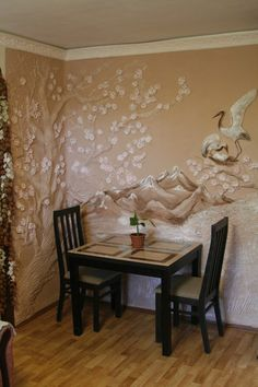 image results for trompe loeil mural interieur mural painting pinterest paint walls wall murals and walls