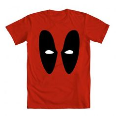 Deadpool tee. Also pinning because this is an awesome t shirt website