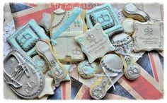 Prince George cookies.