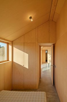 Gallery of Field House / Lookofsky Architecture - 24 Skylight Design, Swedish House, Design Fields, Architecture Photo, House Architecture, Small House Design, Prefab Homes, Large Windows, Cladding