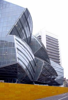 Архитектор Frank Gehry » Outshoot