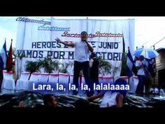 HOY TE RINDO HOMENAJE - Dayan Morales Molina  - Chinandega