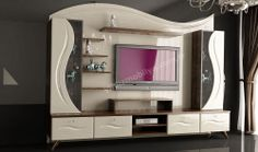 Endam tv unit offers functional and functional areas . - Endam tv unit offers functional and functional areas to - House Ceiling Design, Bedroom False Ceiling Design, Tv Wall Design, Tv Unit Interior Design, Tv Unit Furniture Design, Tv Furniture, Modern Tv Room, Modern Tv Wall Units, Modern Tv Unit Designs