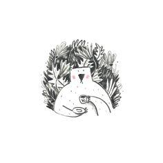 Safari Series - Bear