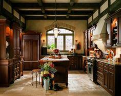 Cozinha de estilo inglês