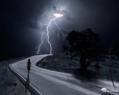 Solitude amidst storms