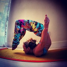 I believe I can fly  What asana makes you feel like you're flying?