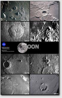 Moon Features - NASA