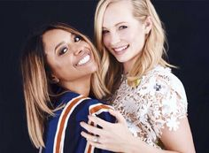 Kat and Candice at Comic Con 23/7/16