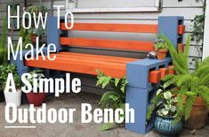 6 Simple Ways to Incorporate Cinder Blocks Into Home Decor