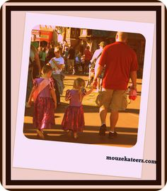 In Appreciation of the Fathers that Share the Gift of Disney (article) Cinderella Castle, Fathers Day, Appreciation, Polaroid Film, Baseball Cards, Disney, Gift, Father's Day, Gifts