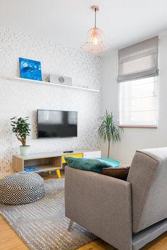 Zdjęcie numer 4 w galerii - Jasne mieszkanie w stylu skandynawskim