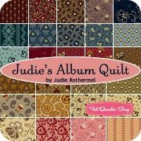 Judie's Album Quilt Fat Quarter BundleJudie Rothermel for Marcus Brothers Fabrics