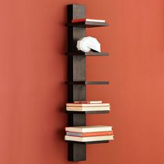 Spine Wall Shelf modern wall shelves