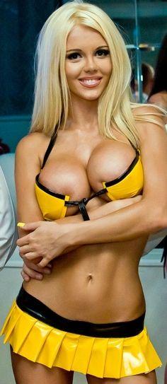 Katya Sambuca #SchoolGirlTart