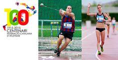 Este miércoles se celebra el Meeting Internacional de Atletismo - Centenario FCA - Campeonato de Cataluña Absoluto. Más información: http://www.rfea.es/web/noticias/desarrollo.asp?codigo=8244#.VZul9Bvtmko