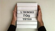 ☆ L'homme 100 têtes by JUL & MAT All rights reserved