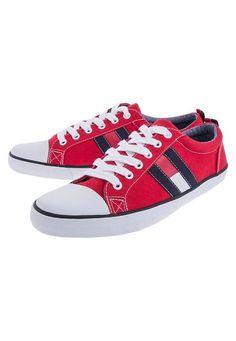 HOY 59% Dcto en Zapatillas #TommyHilfiger Lifestyle Rojo. Envío Nacional #Colombia. http://www.dafiti.com.co/Lifestyle-Rojo-Tommy-Hilfiger%2C-332882.html