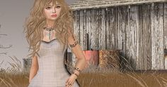 On A Lark @ 25L Tuesday Minimal @ We Love Roleplay *July Edition* Nanika and Pose It @ The Secret Affair http://thegoodgorean.blogspot.com/2016/07/country-crossroads.html