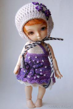 Yggdrasil - Tender (Pukifee / Lati Yellow crochet dress)