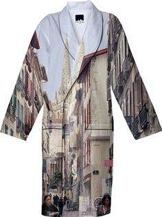 Street in Bayonne from Print All Over Me