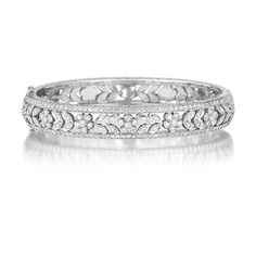 Penny Preville | Garland Bangle | Bigham Jewelers, Naples Florida Jewelers
