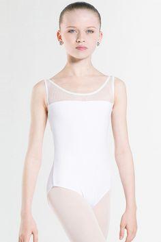 AURORE - Wear Moi tank style leotard.#wearmoi #ballet #leotard #danceuniform