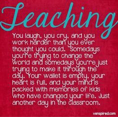 Inspiration for Yall (Me Included)!! - Miss Teacher Resources 101
