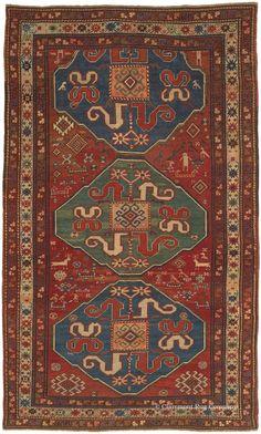Kazak Antique Oriental Rug C54s0762 Oriental Rugs