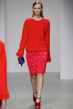 Fall 2014 Ready-to-Wear - Emilio de la Morena